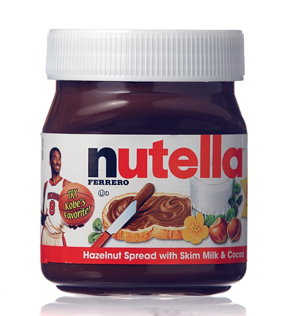 Easy Food To Make With Nutella