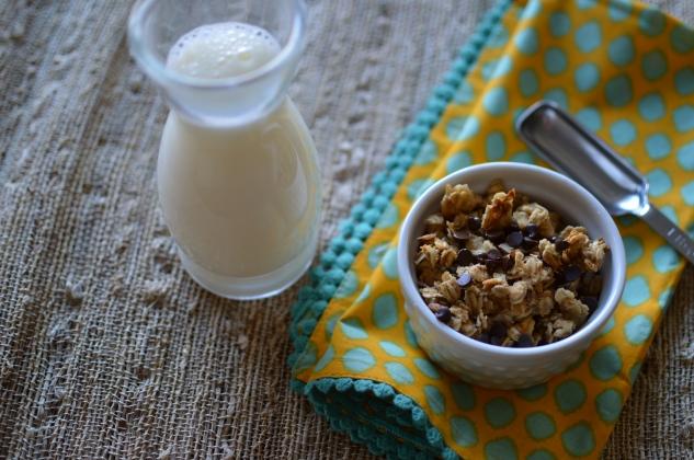 high protein granola recipe