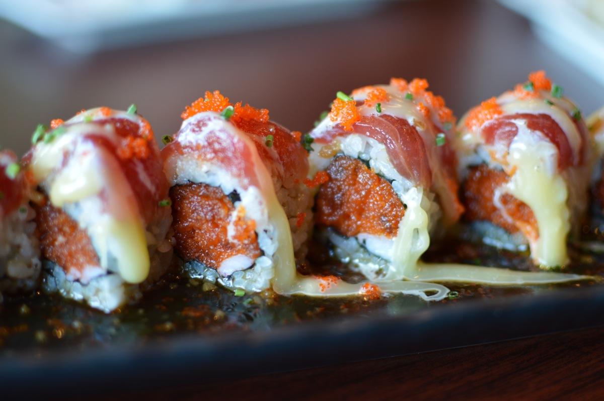 naked fish sushi in las vegas karolina 39 s kitchen