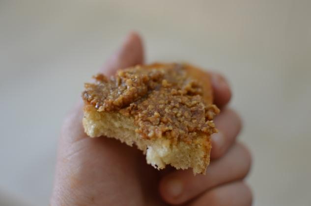 Baklava Sread on Toast